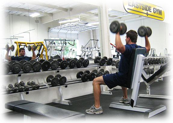 Eastside Gym: Redmond, WA 98052   425-882-7764